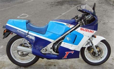 Suzuki Gamma by 1987 Suzuki Rg 250 Gamma Moto Zombdrive