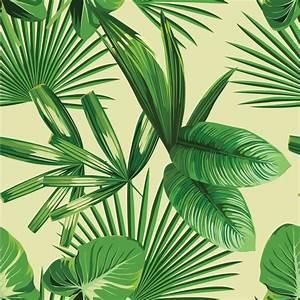 papier peint paume tropical feuilles de fond sans soudure With affiche chambre bébé avec livraison fleurs limoges 87