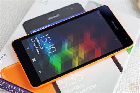 microsoft lumia  dual sim smartphone review