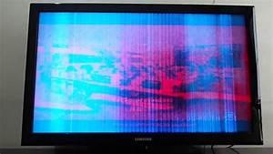 Tv Lcd 40 U0026quot  Samsung Ln40d503 Com Problemas