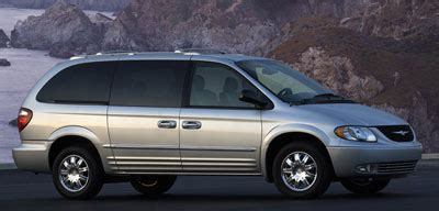 chrysler town country review