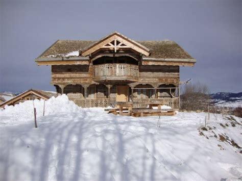 chalet 10 personnes pyrenees location ferme ancienne chalets abaynat font romeu 2141 chalet montagne