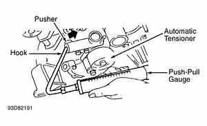 1997 Infiniti J30 Serpentine Belt Routing And Timing Belt