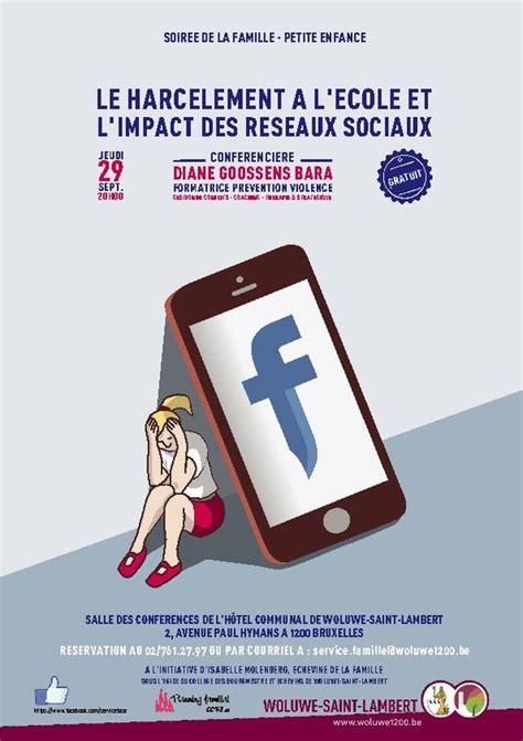 cours de cuisine brabant wallon harcèlement à l 39 école et l 39 impact des réseaux sociaux bruxelles quefaire be