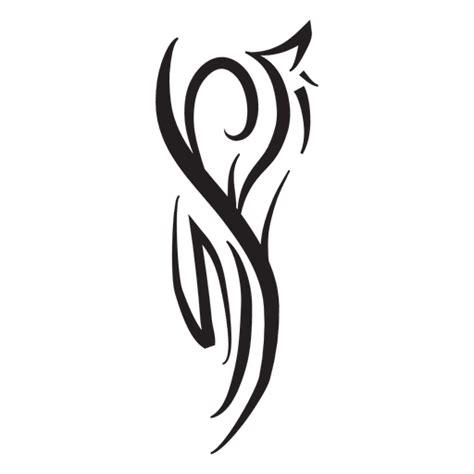 Tribal Tattoo Shape  Transparent Png & Svg Vector