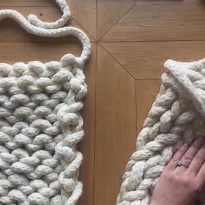 Tricoter Un Plaid En Grosse Laine : plaid tricot grosse maille beautiful plaid mon atelier tricot carrs with plaid tricot grosse ~ Melissatoandfro.com Idées de Décoration