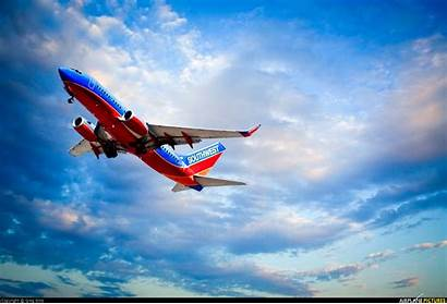 Southwest Airlines Airplane Boeing Customer Service Airport