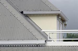 Toiture Bac Acier Prix : bac acier toiture crit res de choix prix ooreka ~ Premium-room.com Idées de Décoration