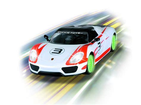 Dickie 201119075 Rc Porsche Spyder Spielzeug Test 2018