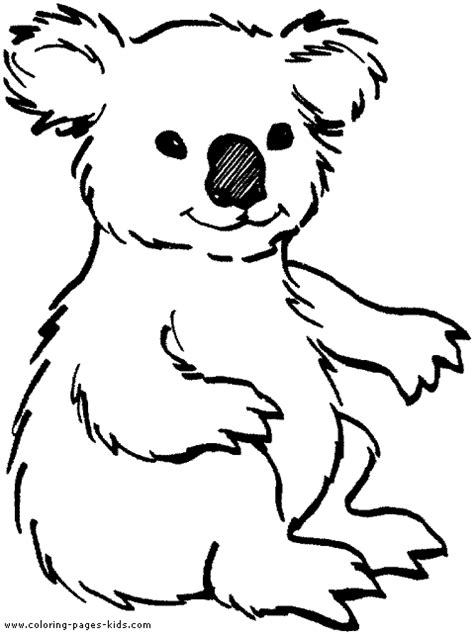 Coloring Pages Animals by Animal Coloring Pages Bestofcoloring