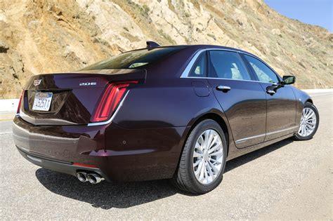 2018 Cadillac Ct6 20e Plugin Rwd Quick Take Review