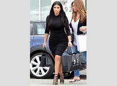 Kim Kardashian's favourite label for maternity looks