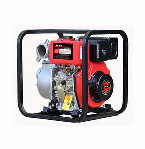 3 Inch Manual Start 4hp Engine 31m Heat Diesel Water Pump
