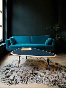 Meuble Bleu Canard : d co bleu canard adoptez cette couleur lumineuse joli place ~ Teatrodelosmanantiales.com Idées de Décoration