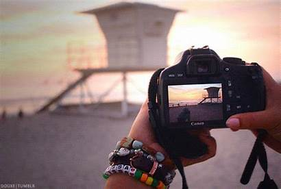 Giphy Camera Gifs Photographer Tweet Beach Pretty