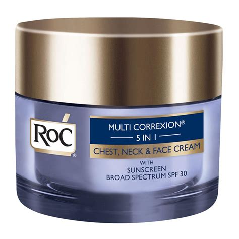 Amazon.com: Roc Multi Correxion 5 In 1 Anti-Aging Chest