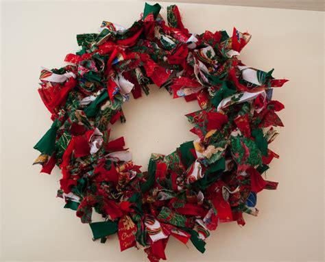 pictures of wreaths norfolk treasures christmas rag wreaths
