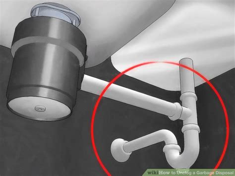 how to unclog kitchen sink with disposal 4 ways to unclog a garbage disposal wikihow 9590