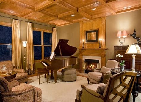 images  great room ideas  pinterest grand pianos stone fireplaces