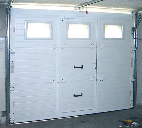 portes de garage sectionnelles fame le fenestron