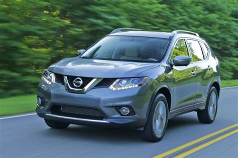 2014 Nissan Rogue Overview With Specifications, Options
