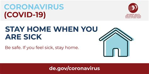 Signs If Your Sick Stay Home