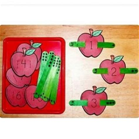 numbers craft idea for crafts and worksheets for 869   number craft idea for kid 300x300