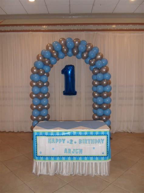 light blue  silver party decorations  teresa