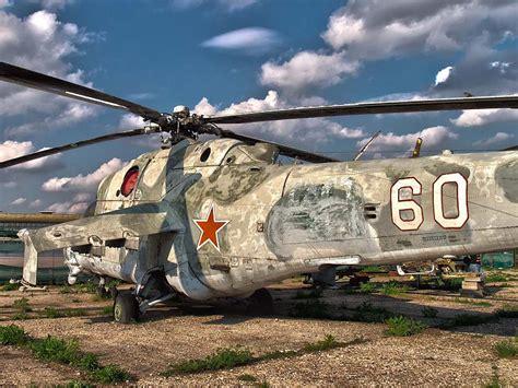 Lidmašīnu kapsēta Krievijā - Spoki