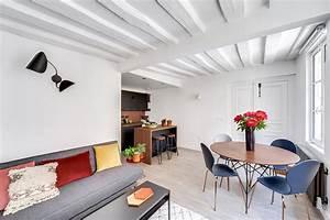 emejing amenagement petit studio contemporary ridgewayng With superior meuble pour petit appartement 5 60 idees pour un amenagement petit espace archzine fr
