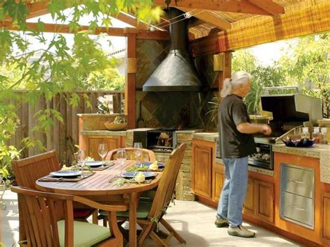 fieri backyard kitchen design 37 best outdoor kitchen ideas images on 6972