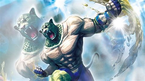 Tekken Street Fighter King Lions High Quality Wallpapers