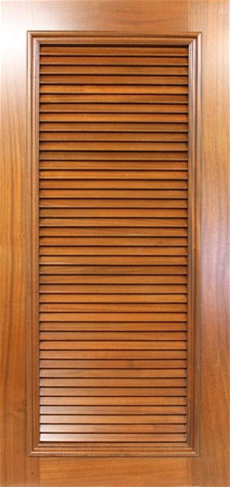 Louvered Doors  Traditional  Interior Doors