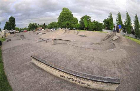 Keizer, Oregon Skatepark