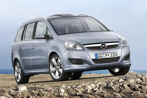 Opel Zafira Review by 2008 Opel Zafira Review Top Speed