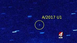 NM scientists tracking object from outside solar system ...