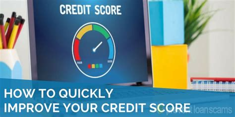 8 Tips For How To Improve Your Credit Score Quickly In 2019