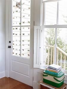 Fensterdeko Zum Hängen : fensterdeko basteln 55 ideen f r jede jahreszeit ~ Watch28wear.com Haus und Dekorationen