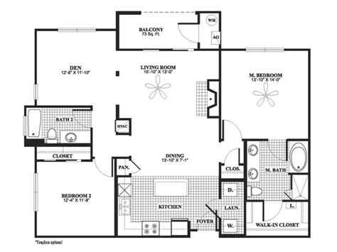 1 & 2 Bedroom Apartments In Gaithersburg Md