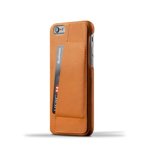 leather iphone cases leather wallet 80 176 for iphone 6 s mujjo