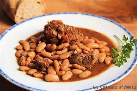cuisiner des haricots plats recette ragoût d 39 agneau aux haricots la cuisine