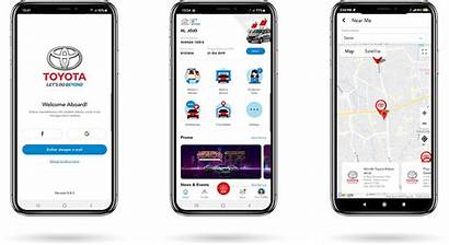 Toyota Apps Mobile Astra Indonesia