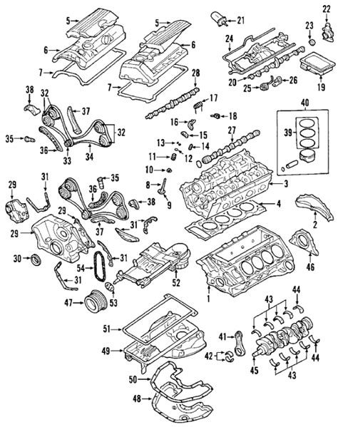 partscom bmw cylhead cover partnumber