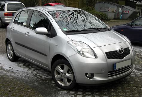 2009 Toyota Yaris Sedan Xp9 Pictures Information And