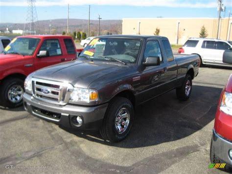 2009 shadow grey metallic ford ranger xlt supercab 4x4 4364731 gtcarlot car color