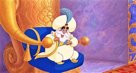 Coloriage Sultan Aladdin à Imprimer