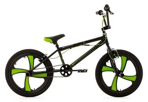 20 zoll fahrrad bmx fahrrad 20 zoll schwarz gr 252 n 187 digit 171 ks cycling