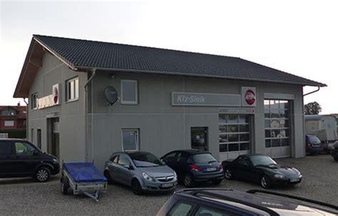 Wohnhaus Mit Werkstatt by Neubau Kfz Werkstatt Mit Wohnhaus