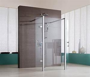 Douche Mur Verre : une belle douche galerie photos de dossier 75 85 ~ Zukunftsfamilie.com Idées de Décoration