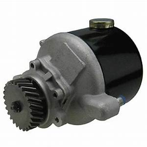 E6nn3k514ab Ford Tractor Parts Power Steering Pump 5610